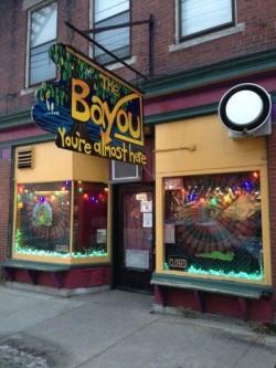 Bayou Kitchen