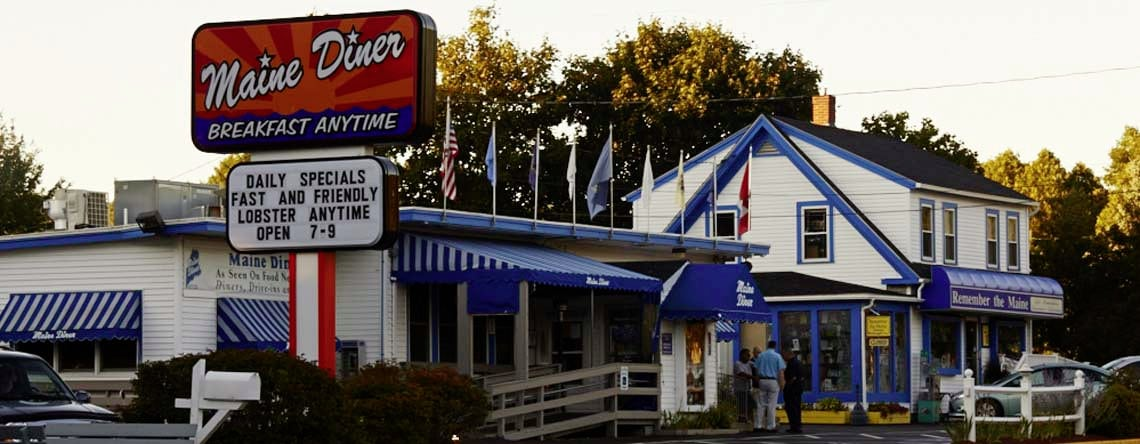 36 Maine Diners Not To Miss!